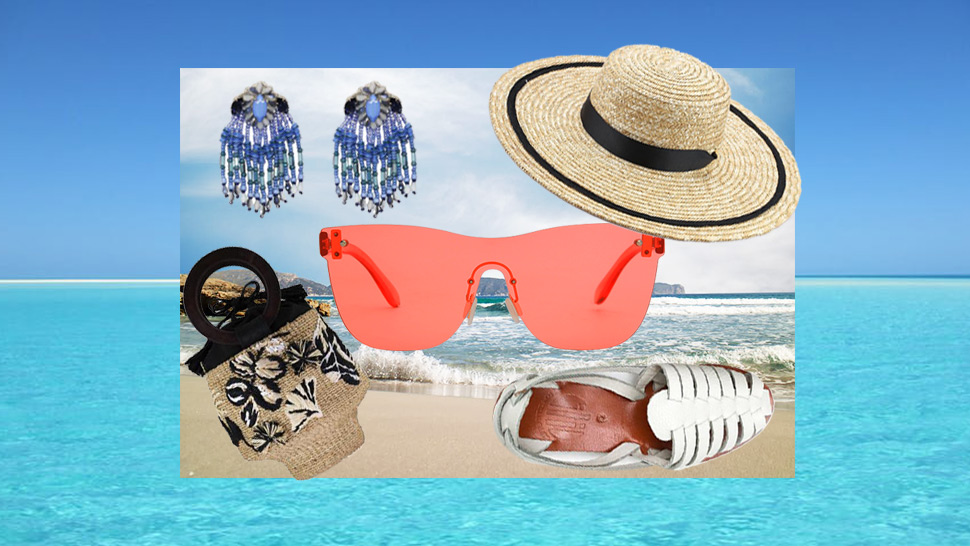 Beach Products That Suit Your Bikini