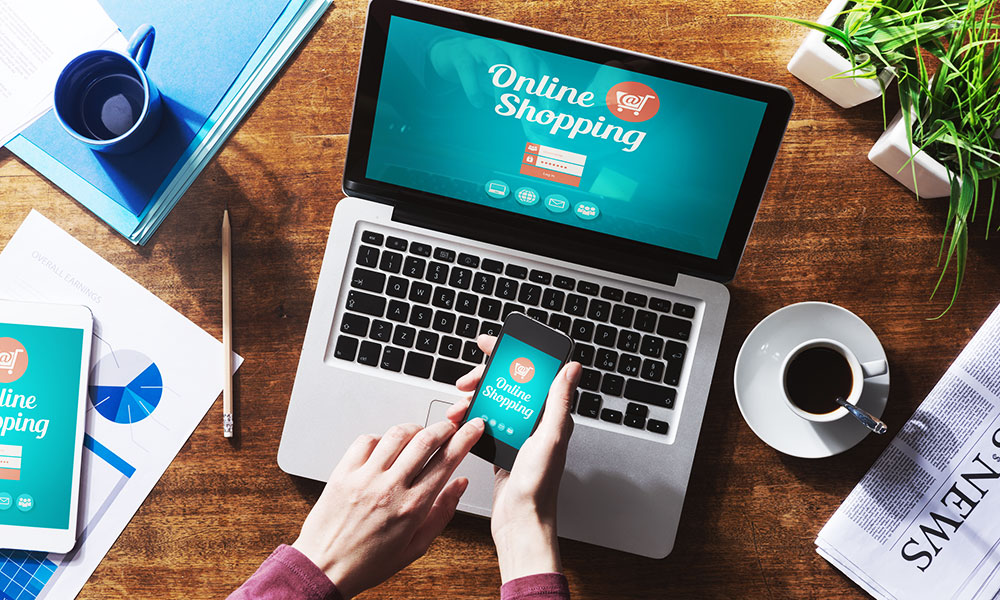 Shopping Online – The clear way of the long run.